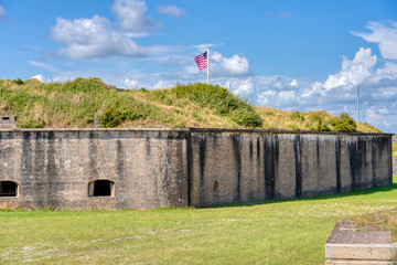 Ft. Pickens Flag