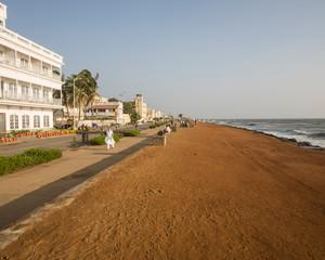 Seaside in India