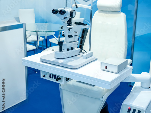 Equipment for eye examination  Ophthalmological equipment