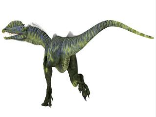 Dilophosaurus Dinosaur Running