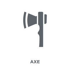 Axe icon from Agriculture, Farming and Gardening collection.