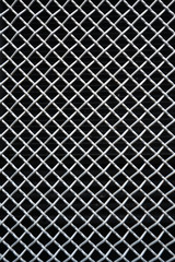 metal mesh grid background