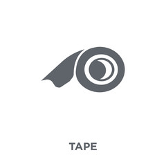 Tape icon from  collection.