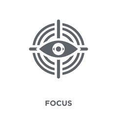 Focus icon from  collection.