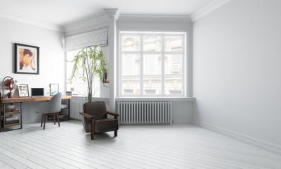Möbliertes Apartment (Vision)