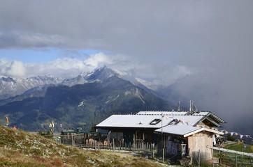 Melchbodenalpe, Mayrhofen im Zillertal