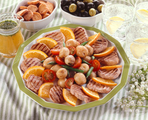 PORK WITH ORANGE