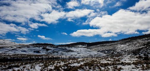 Selwyn NSW Austrailia Snow Landscape