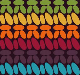 Seamless single crochet stitch pattern