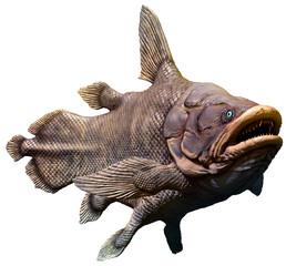 Mawsoniar 3D illustration