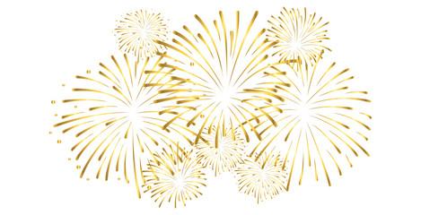 Feuerwerk Neujahr