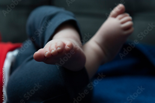 Baby Boys Feet