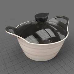 Modern stock pot 2