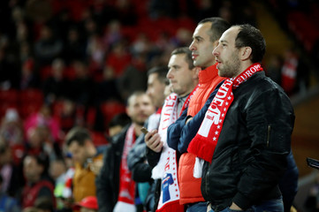 Champions League - Group Stage - Group C - Liverpool v Crvena Zvezda
