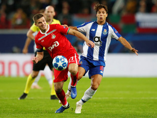 Champions League - Group Stage - Group D - Lokomotiv Moscow v FC Porto