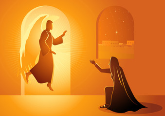 Annunciation to the Blessed Virgin Mary