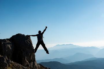 risky life, perseverance, struggle and target success