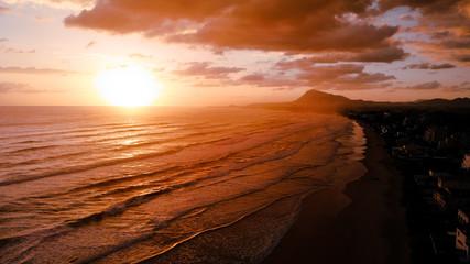 Beautiful Seaside, Spain