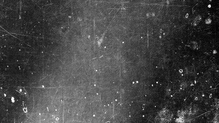 Texture of dark vintage surface with scratches