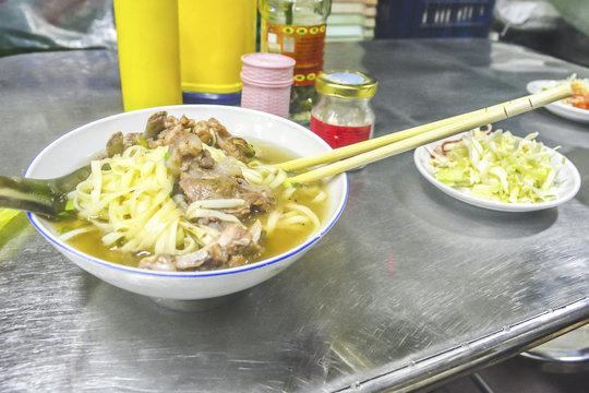 noodles, myanmar foods, asian foods
