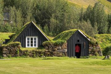 House, Island, iceland
