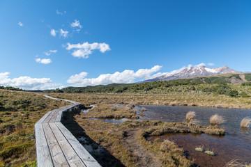 Mount Ruapehu Neuseeland