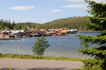 Norrfällsviken in Schweden