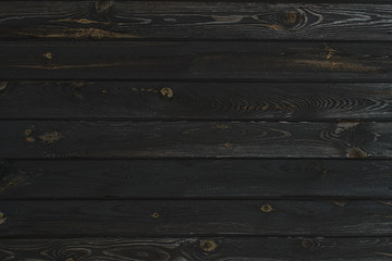 dark natural wooden surface table old desk texture background, wood planks grunge wall pattern top view