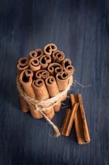 Cinnamon stick bundle