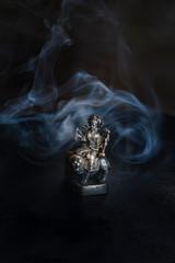 Devi incense holder