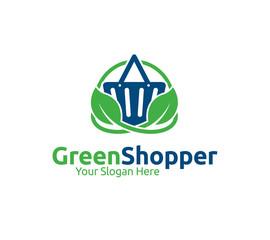 Green Shopper Logo