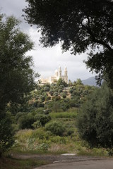 Church on top of a hill in Annaba, Algeria