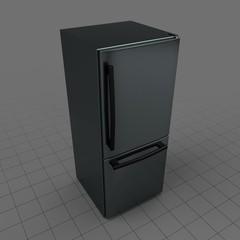 Bottom freezer refrigerator 2