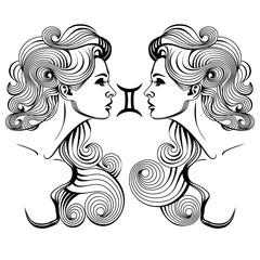 Tattoo signs Gemini