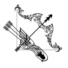 Tattoo signs Sagittarius