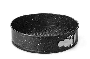 Steel baking springform pan