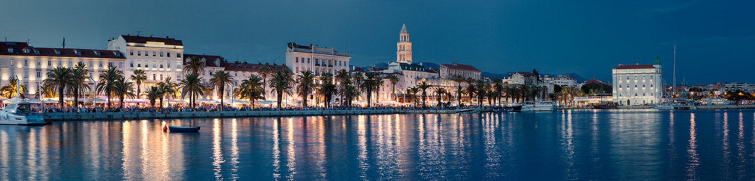Split in Croatia, Europe