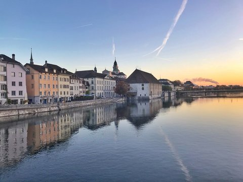 Solothurn am Morgen