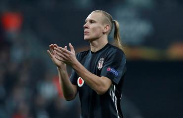Europa League - Group Stage - Group I - Besiktas v KRC Genk