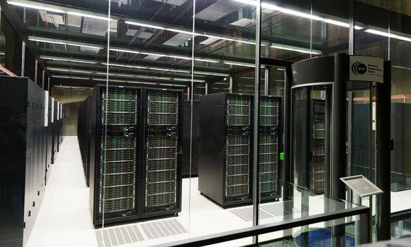 Equipment of Barcelona Supercomputing Center