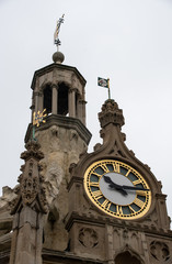 Chichester Cross Clock