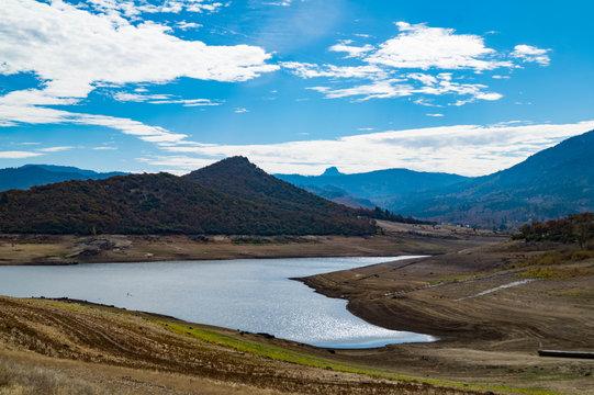 Emigrant Lake near Ashland, Oregon