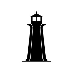 Lighthouse, a tower building