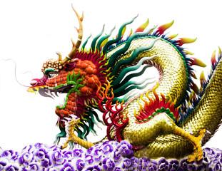 Chinese Dragons NO.02: Dragon animal god of heaven symbol of abundance.