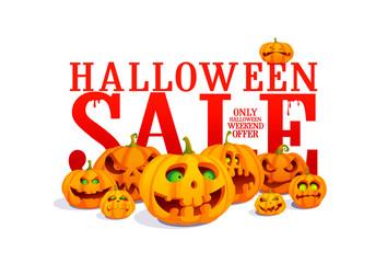 Halloween super sale poster