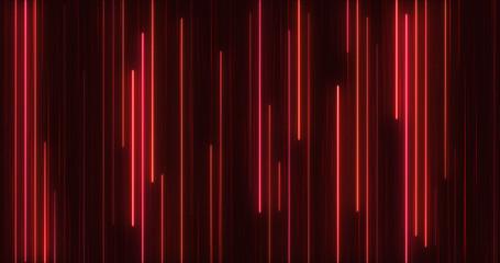 Glowing Neon Lights