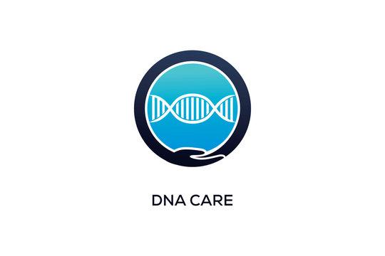 DNA CARE LOGO DESIGN