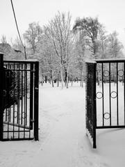 winter park gate