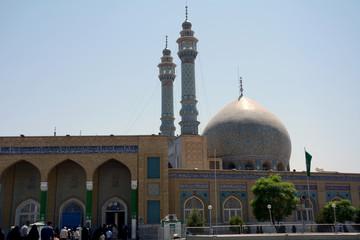 Hazrat-e Masumeh, Qom, Iran
