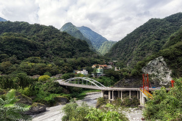 tianxiang scenic area village